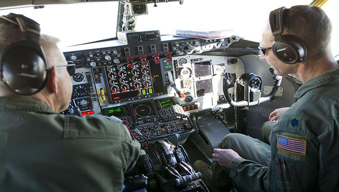 KC-135 goes digital